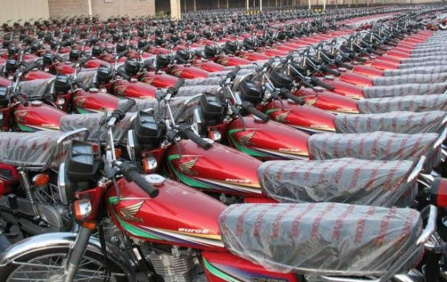 Shift in policy for two wheelers 'fuel: PAMA DG terms PTI Govt directionless