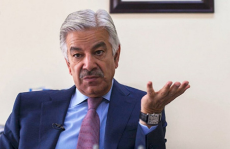 FIA to probe Khawaja Asif for allegedly passing on sensitive information to foreign firm