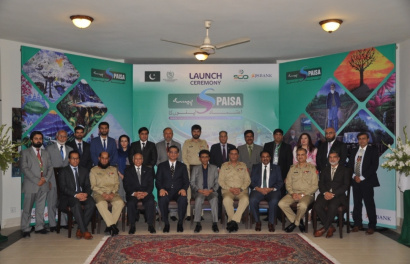 Collaboration with JS Bank: SCO launches 'S-Paisa'