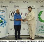 Byco management briefs secretary Petroleum on oil floating port