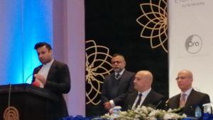 Advisor to PM Zulfi Bukhari speaks at Eighteen ceremony