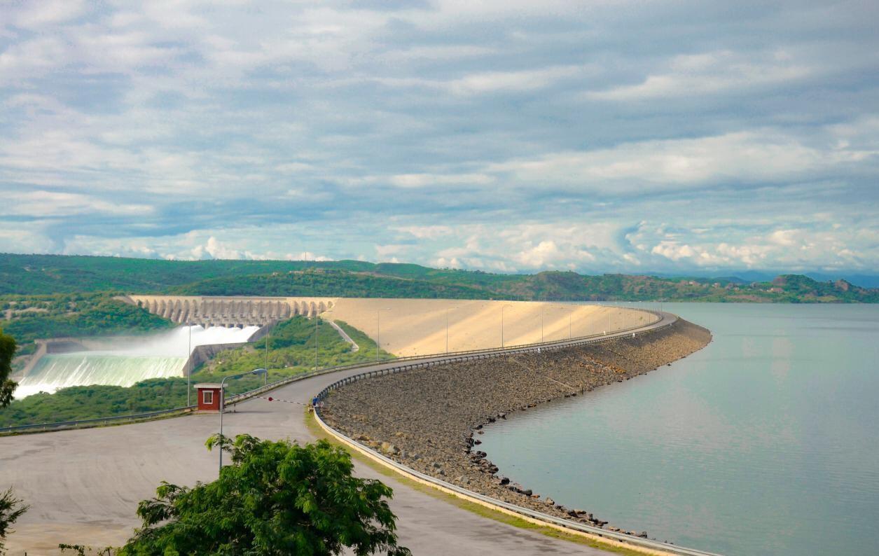 Mangla Lake & RamPur Fort | Flickr